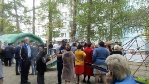 В Саратове организован сбор помощи жителям обрушившегося дома