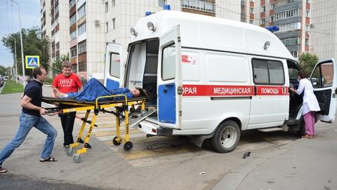 На 9 Мая под колесами автомобилистов пострадали трое саратовцев