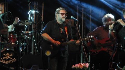 Борис Гребенщиков дал концерт в Саратове