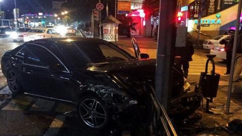 Ночью у Тау Галереи произошло смертельное ДТП