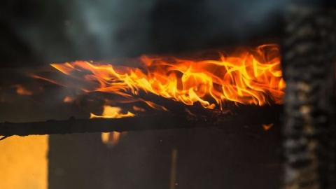 Ночной пожар унес жизнь пенсионерки из Самойловки