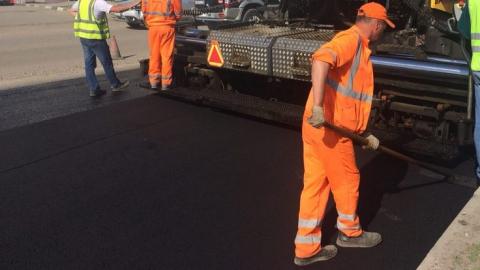 С начала года Саратовский филиал «Т Плюс» восстановил свыше 2 тысяч квадратных метров асфальта