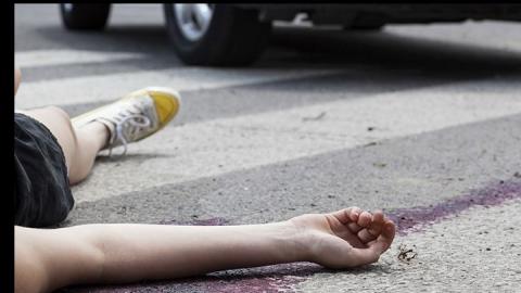 В Аркадаке водитель сбил ребенка и скрылся с места ДТП