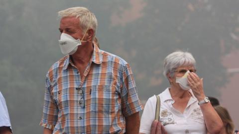 Атмосфера городов Саратовской области загрязнена вредными веществами