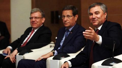 «Единая Россия» выдвинула Кудрина на должность председателя Счётной Палаты