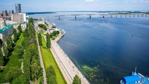 Одобрен проект реконструкции набережной в Саратове