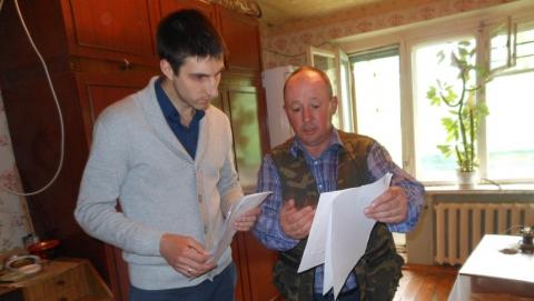 Полиция: в квартире балашовского инвалида Нины Дубовой ремонт не проводился