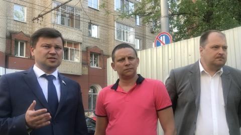 Дмитрий Тепин недоволен качеством уборки мусора в Саратове