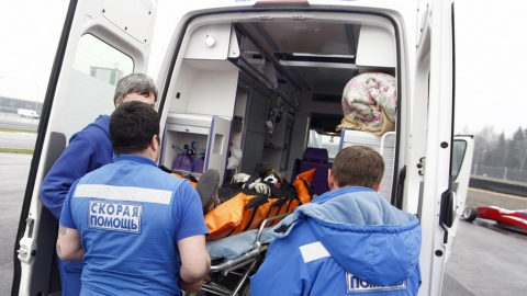 В Саратове водитель Hyundai сбил 85-летнего пенсионера