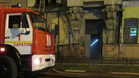 Владелец Дома Яхимовича просит полицию установить причины пожара