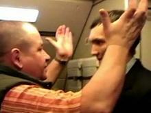 Кабалов заподозрен в попытке угона самолета и будет объявлен в розыск