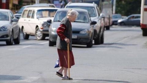 "На Чапаева ""Toyota Corolla"" сбила 80-летнюю женщину"