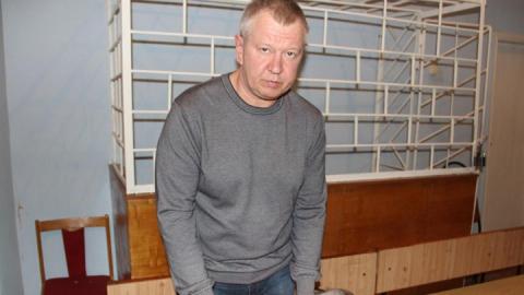 Адвокат Алексея Ерусланова попытался оправдать бизнесмена