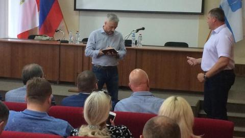 Евгений Примаков встретился с саратовскими бизнесменами