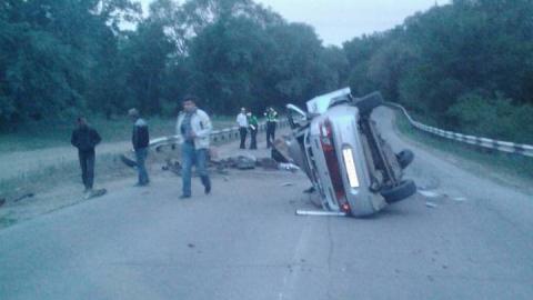 На трассе под Саратовом в ДТП погибли два человека