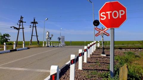 В Заводском районе закроют два железнодорожных переезда