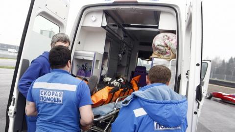 На Орджоникидзе водитель сбил пешехода и скрылся с места ДТП