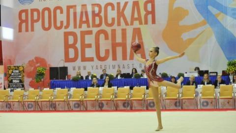 Саратовских гимнасток высоко оценила двукратная олимпийская чемпионка