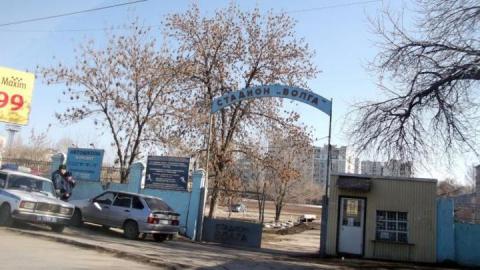В сквере у стадиона «Волга» появится спортплощадка