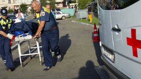 В Балакове под колесами иномарки пострадал 7-летний мальчик