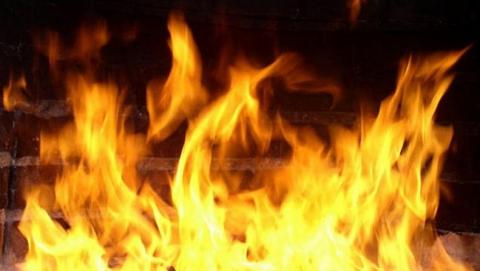 В Ртищеве на пожаре погибли трое детей
