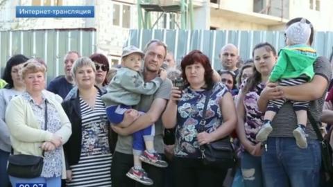 Минстрой прокомментировал обращение саратовских дольщиков к Путину