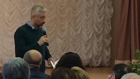 Евгений Примаков встретился с жителями Красноармейского района