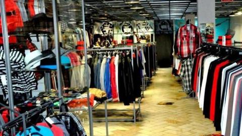 Женщина похитила фуфайки из магазина на 3-ей Дачной
