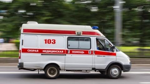 В Балакове во дворе дома водитель сбил двухлетнего мальчика