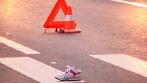 В Саратове водитель микроавтобуса сбил ребенка