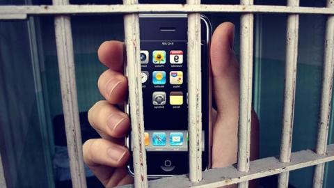 Заключенный занимался телефонным мошенничеством из стен самарской колонии