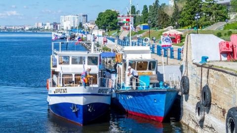 Из Саратова отправляется «Флотилия плавучих университетов»