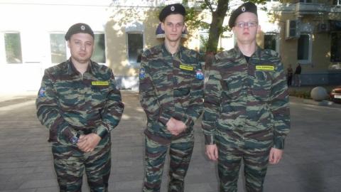 """В Саратове патрулировать улицы будет молодежный отряд """"Правопорядок"""""""