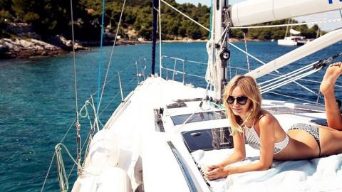 Сезон отдыха на яхте в Саратове открыт