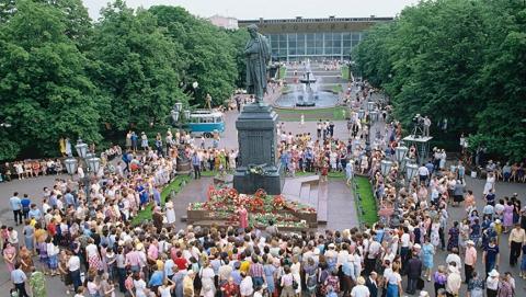 Саратовцев приглашают на день рождения Пушкина