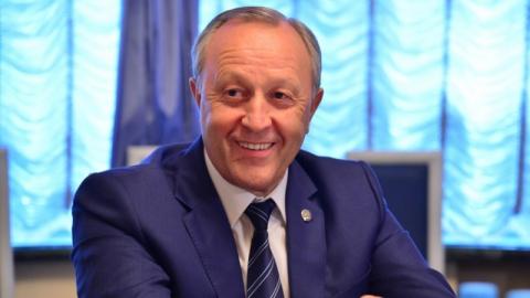 Валерий Радаев улучшил позиции в медиарейтинге глав регионов