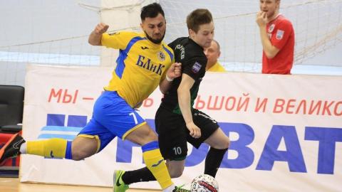 Саратовские мини-футболисты выиграли медали и путевки в Суперлигу