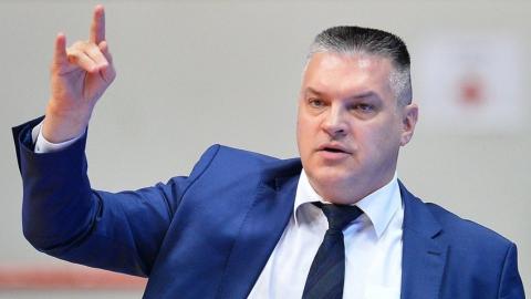 Главный тренер «Автодора» возглавил итальянский «Канту»
