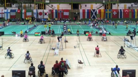 Балаковский парабадминтонист провел абсолютно медальный турнир