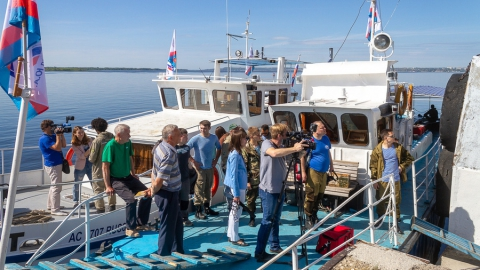 «Флотилия плавучих университетов» отправилась в четвертую экспедицию