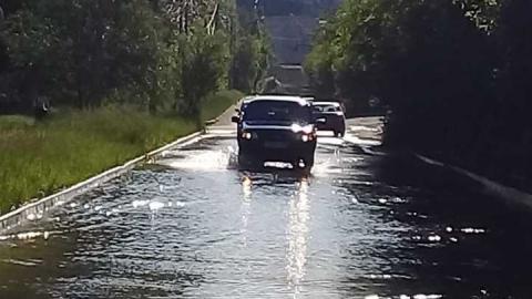 Потоп на Буровой ликвидирован