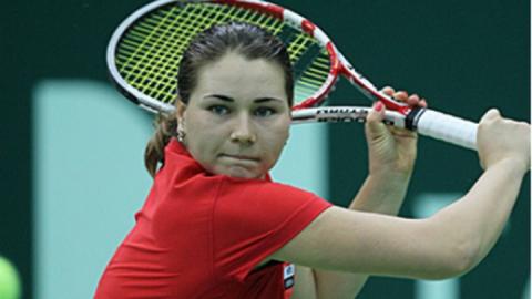 Саратовская теннисистка в Португалии дала бой главному фавориту и стала третьей