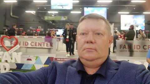 Депутат получил паспорт болельщика за семь минут