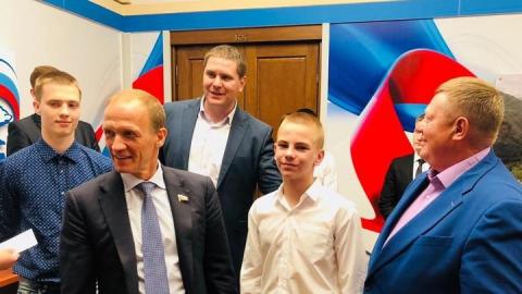 В Балашов едут чемпион мира по боксу и президент союза биатлонистов