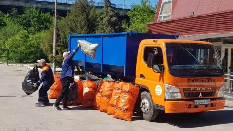 Компания «Мехуборка-Саратов» вместе с БК «Автодор» стали серебряными призерами проекта «Баскетботл»