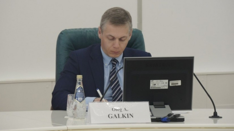 Олег Галкин покинул правительство Саратовской области