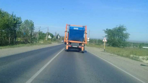 Состоялись торги на право вывоза мусора на территории Саратовской области