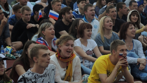 Россия разгромила сборную Саудовской Аравии на первом матче Мундиаля