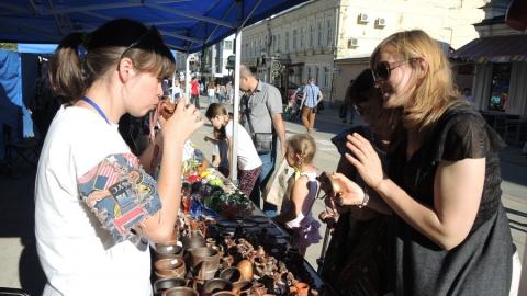 Тысячи саратовцев посетили фестиваль Городские выходные. Фоторепортаж