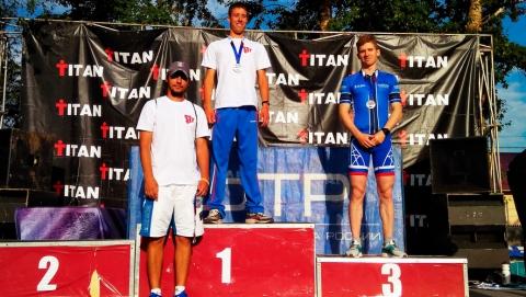 Саратовский триатлонист пробился на чемпионат Европы